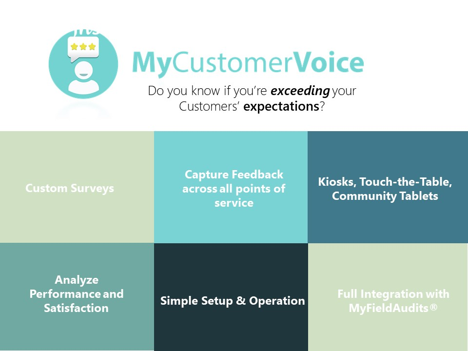 MyCustomerVoice